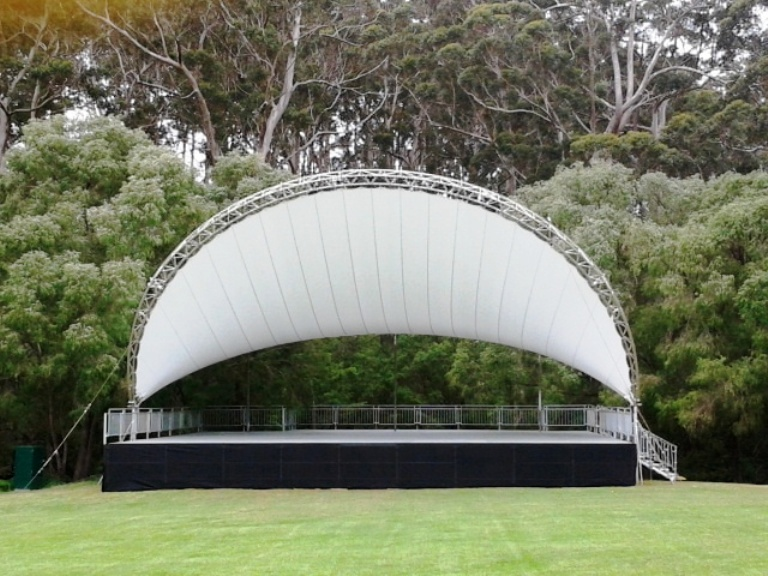 stage hire perth