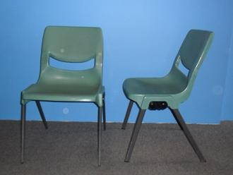 Interlocking Conference Chairs For Rent